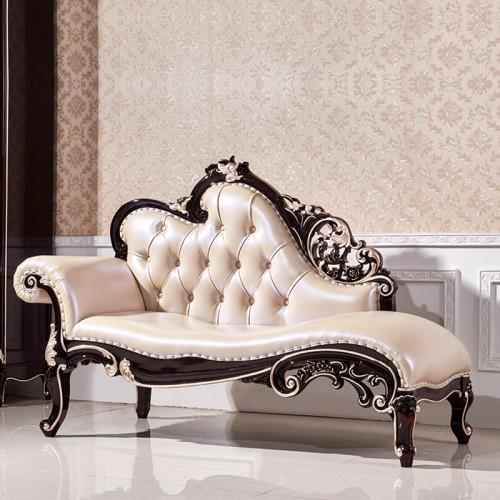 欧式简约贵妃椅L8842
