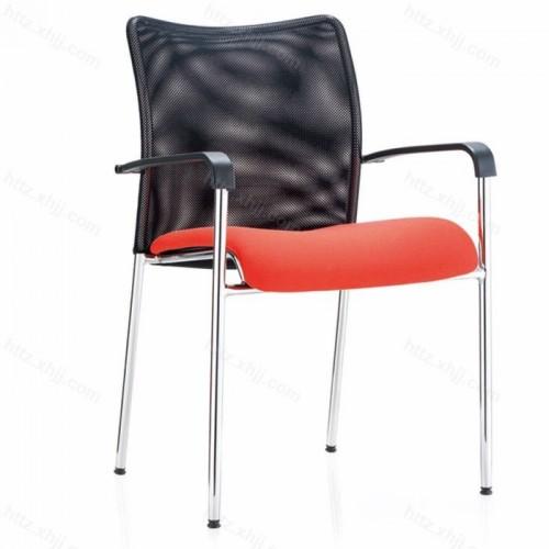 网布培训椅 洽谈办公职员椅37