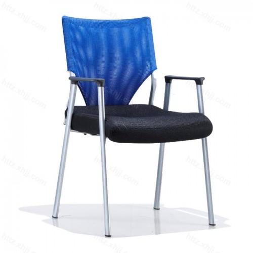 网布培训椅洽谈椅办公职员椅36
