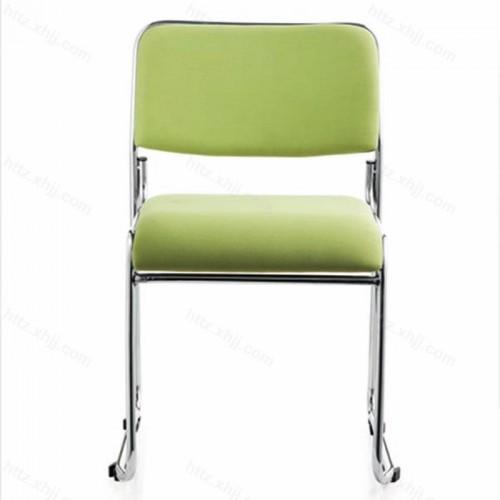 多色时尚简约电脑椅办公职员椅靠背培训椅35