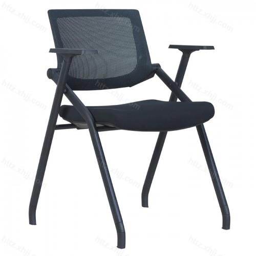 休闲办公职员椅洽谈椅会议椅网面椅29