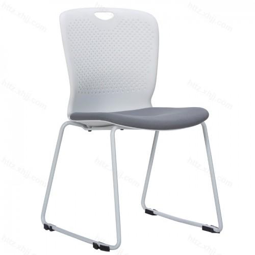 休闲椅塑胶培训椅洽谈椅展会椅22
