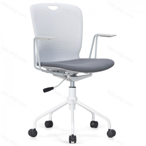 简约升降座椅镂空透气靠背办公电脑椅21