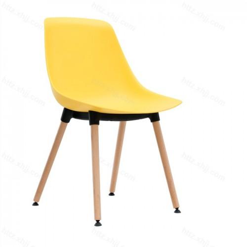 简约培训椅接待椅洽谈椅19