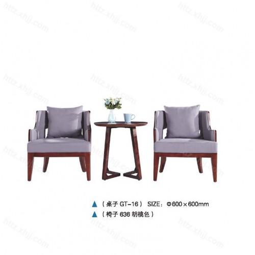 简约现代休闲沙发座椅05