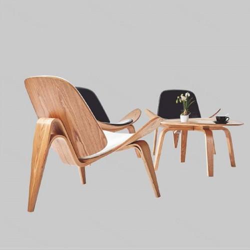 北欧创意沙发椅时尚创意洽谈桌椅06