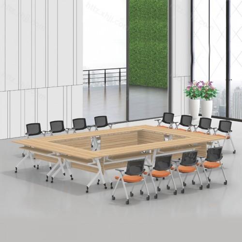 简约可移动培训桌会议桌10