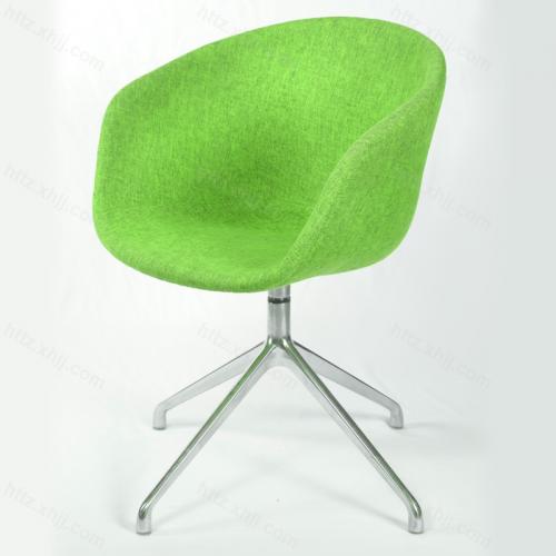 靠背办公椅 会议椅子 洽谈椅05