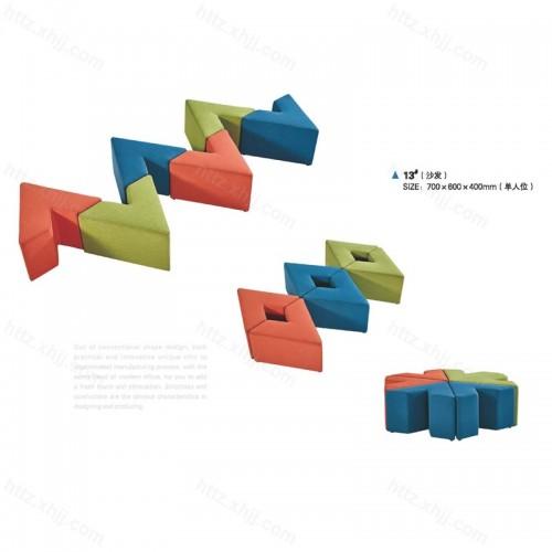 异形创意沙发个性自由组合可拼接沙发19
