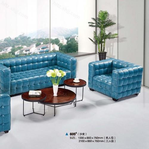 时尚客厅办公室沙发休闲沙发34