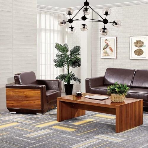 现代小型沙发商务接待室办公室沙发48