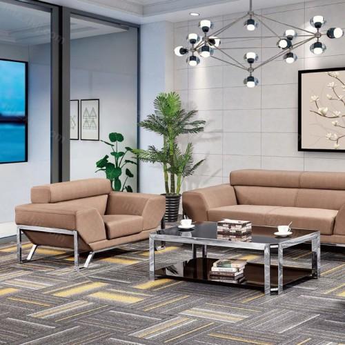 商务现代简约办公室沙发51