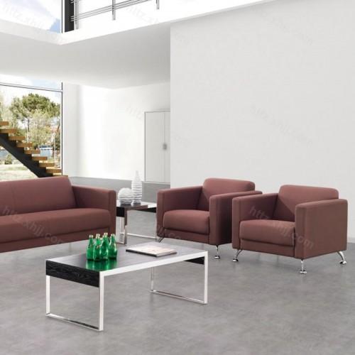 创意办公简约接待沙发会客洽谈沙发11