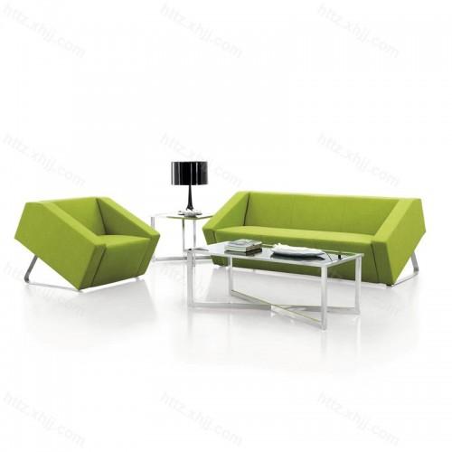 创意时尚办公会客沙发13