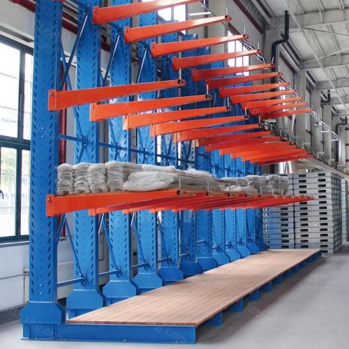 重型单双托臂悬臂货架平台仓储货架10