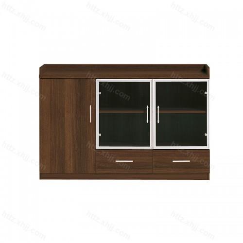 办公文件柜 木质资料落地柜10