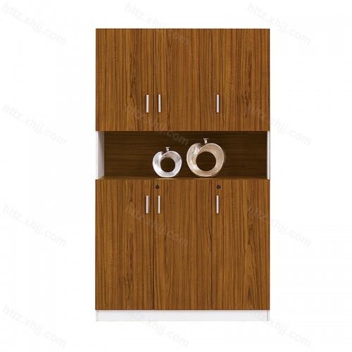 板式文件柜 木质带锁资料柜12