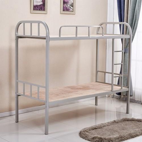 双层铁床员工宿舍床上下铺床02
