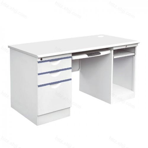钢制办公桌电脑桌写字桌09