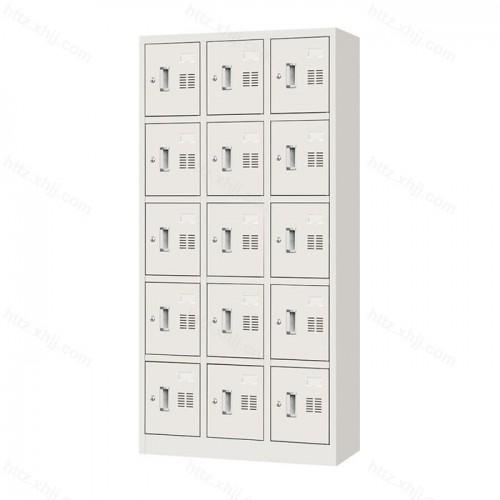 钢制十五门更衣柜储物柜02