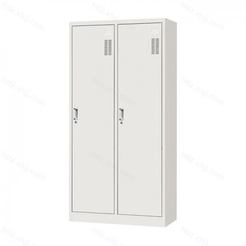 钢制二门更衣柜10