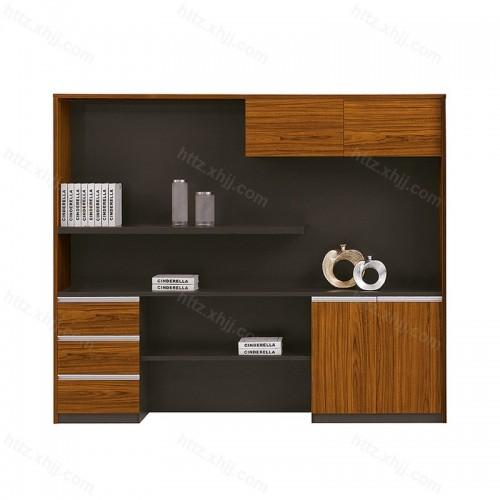 木制文件柜老板办公室书柜14