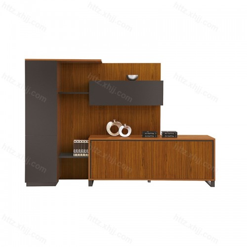 木制文件柜老板组合17