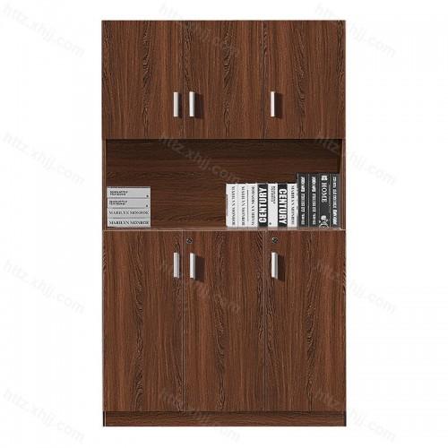 木质办公连体三门文件柜 书柜28