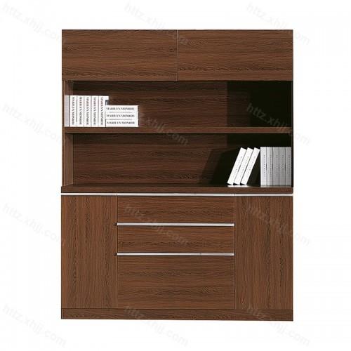 办公室文件柜木质隔断书架32