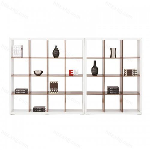 办公室简约书柜装饰柜 36