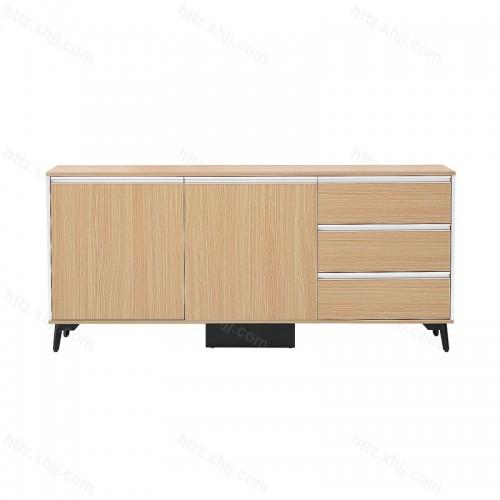 落地办公带屉文件柜 储物柜48