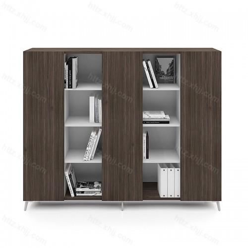 办公室木质创意书柜文件柜55