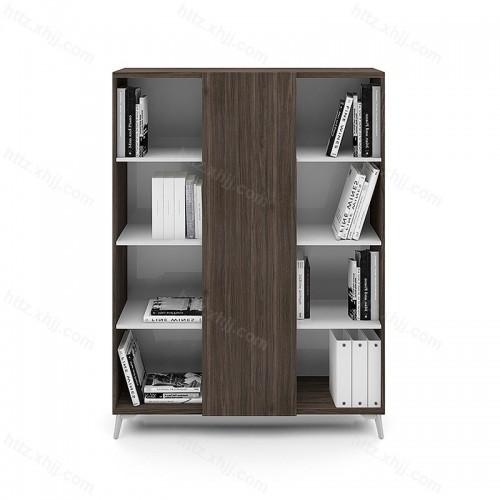 办公室木质创意书柜文件柜57