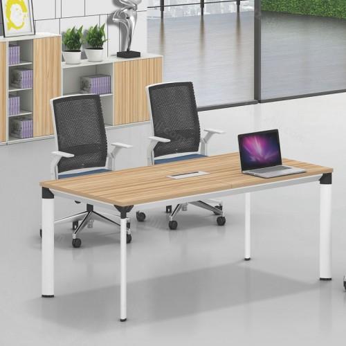 办公家具简约会议桌椅长条办公桌洽谈桌椅02
