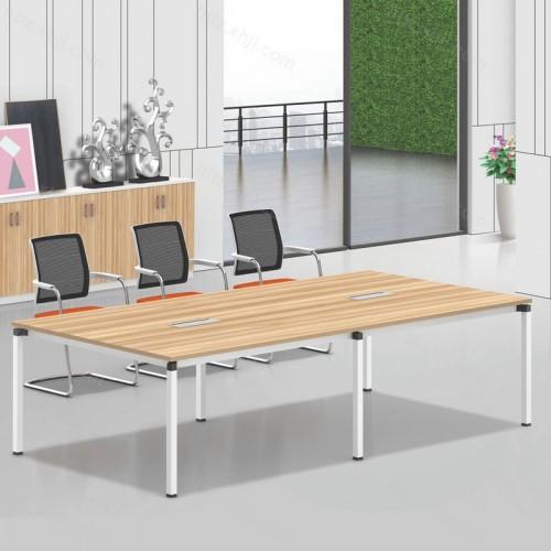 办公家具简约会议桌椅办公洽谈桌椅05