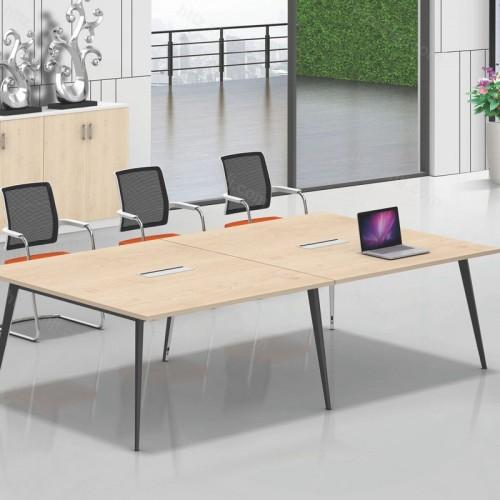 简约办公会议桌椅办公洽谈桌椅07