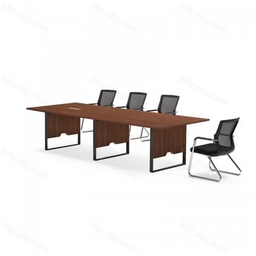 简约培训桌 职员洽谈办公桌 会议桌18
