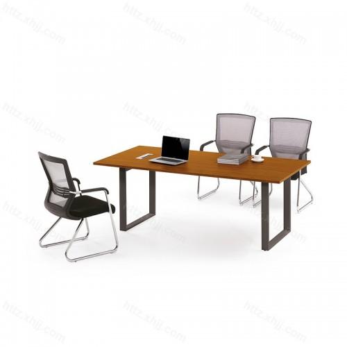 办公家具会议桌简约现代洽谈桌办公桌椅20