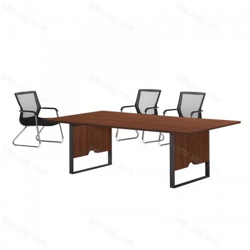 简约现代大型商务洽谈桌会议桌27