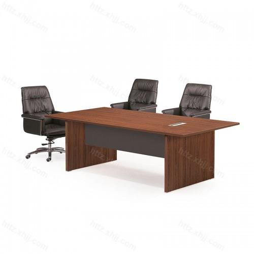 简约现代实木商务洽谈桌会议桌29