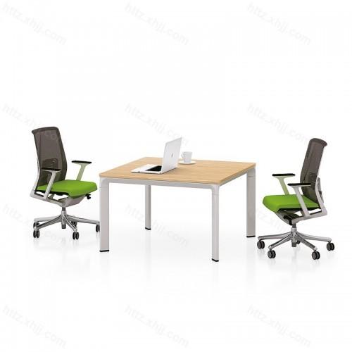 简约现代商务洽谈桌会议桌34