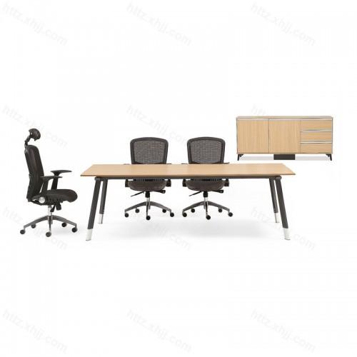 简约现代培训桌商务洽谈桌36