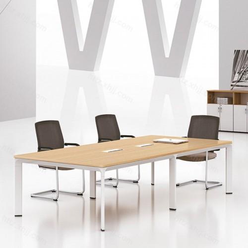 简约现代培训桌商务洽谈桌会议桌38