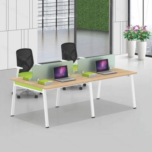 职员办公桌四人位员工电脑桌31