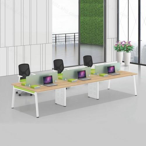 职员屏风办公桌电脑桌32