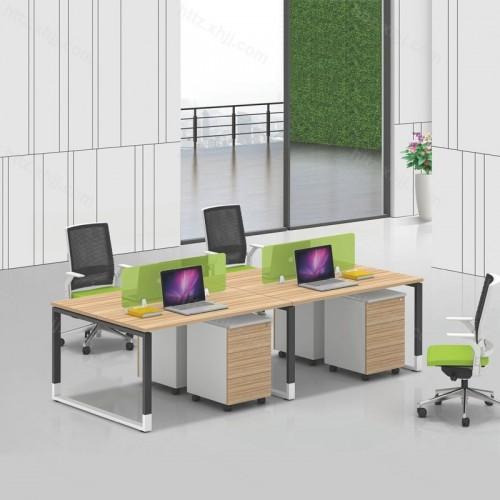 职员屏风办公桌电脑桌34