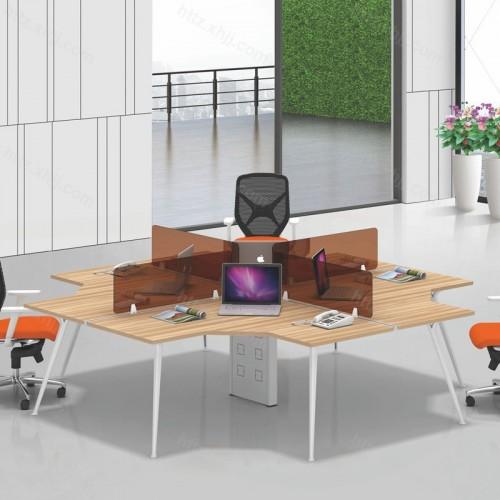 办公家具电脑办工卡位屏风办公桌椅39