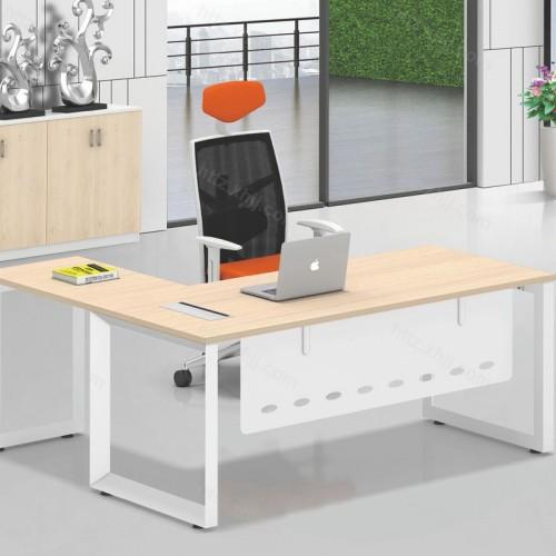 简约现代大气班台主管桌经理桌05