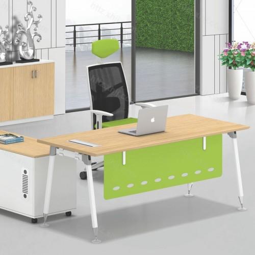 办公桌经理桌简约现代职员电脑桌07