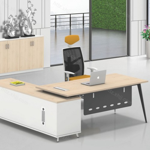 主管桌老板桌办公桌简约现代桌13